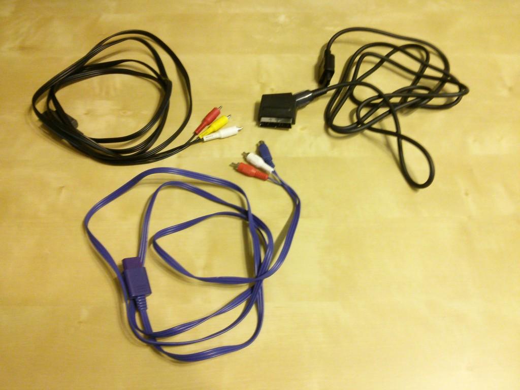 Nintendo 64 Kabel
