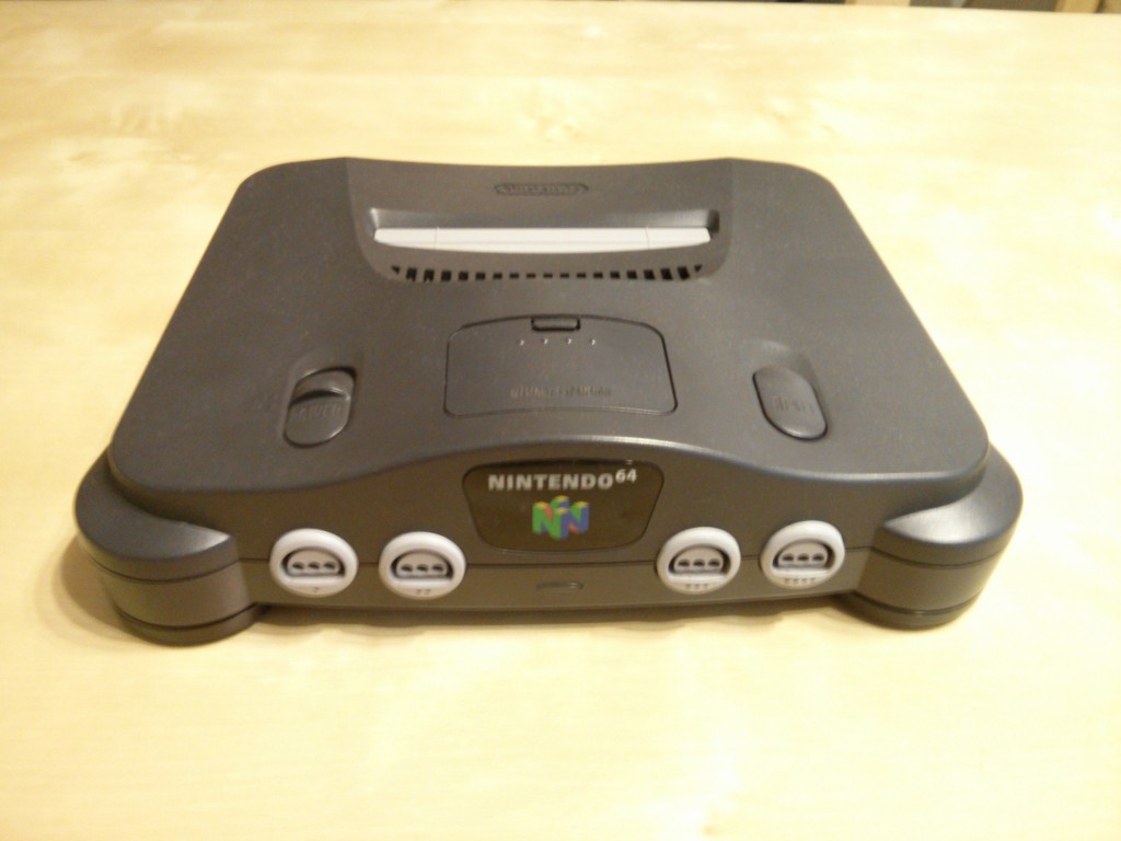 Französischer Nintendo 64